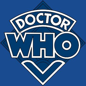 Doctor Who Classic Logo by graphixzone101