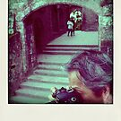 Faux-polaroids - Travelling (7) by Pascale Baud