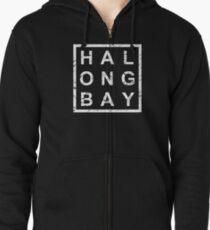 Stylish Ha Long Bay Zipped Hoodie