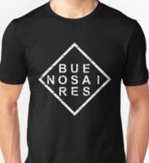 Camiseta unisex Stylish Buenos Aires