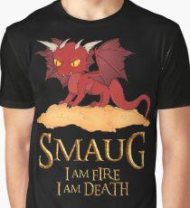 Smaug The Dragon Graphic T-Shirt