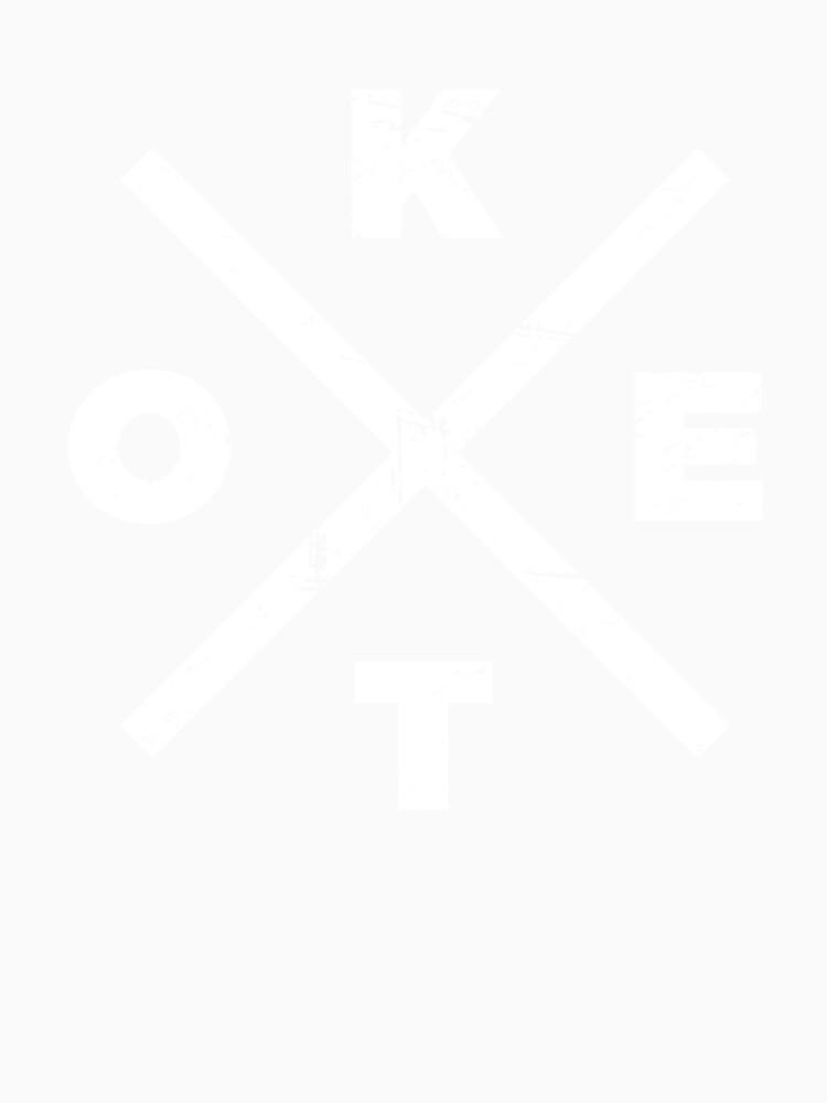 Distressed KETO Icon by ethandirks