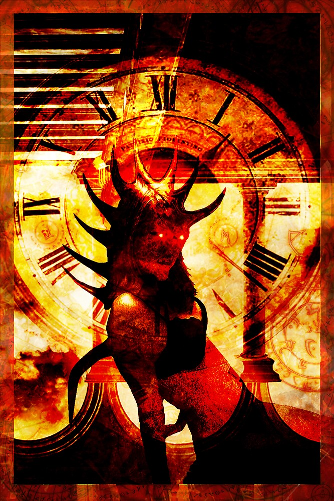 Avatar of time by Ragnarion
