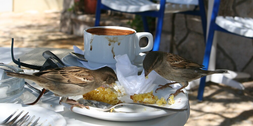 Tea for two by fionajean