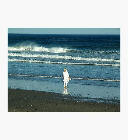 My Beach, My Waves, My Ocean Photographic Print