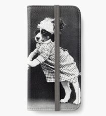 momma and her babies iPhone Wallet/Case/Skin