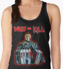 VHS and Kill Women's Tank Top