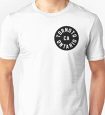 Toronto - Ontario - Canada T-Shirt