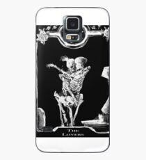 The Lovers Tarot Case/Skin for Samsung Galaxy