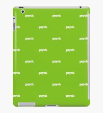 PSYCH iPad Case/Skin