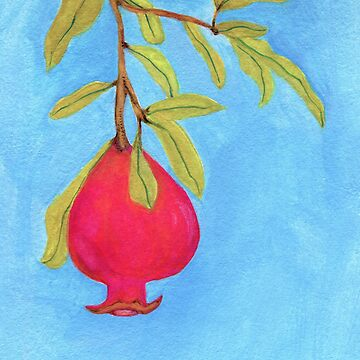 Pomogranate by allybdesign