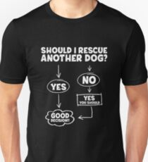 Should I Rescue Another Dog T-Shirt