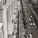 Madrid by marychaco
