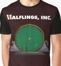 Halflings, Inc. Graphic T-Shirt