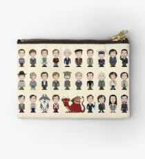 A Field Guide to the Common Cumberbatch (case/pouch/clock) Studio Pouch
