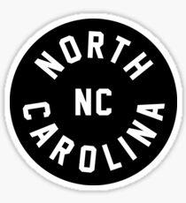 North Carolina - NC Sticker