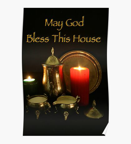 God Bless This House Poster