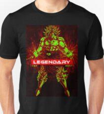 The legendary Super Saiyan Unisex T-Shirt