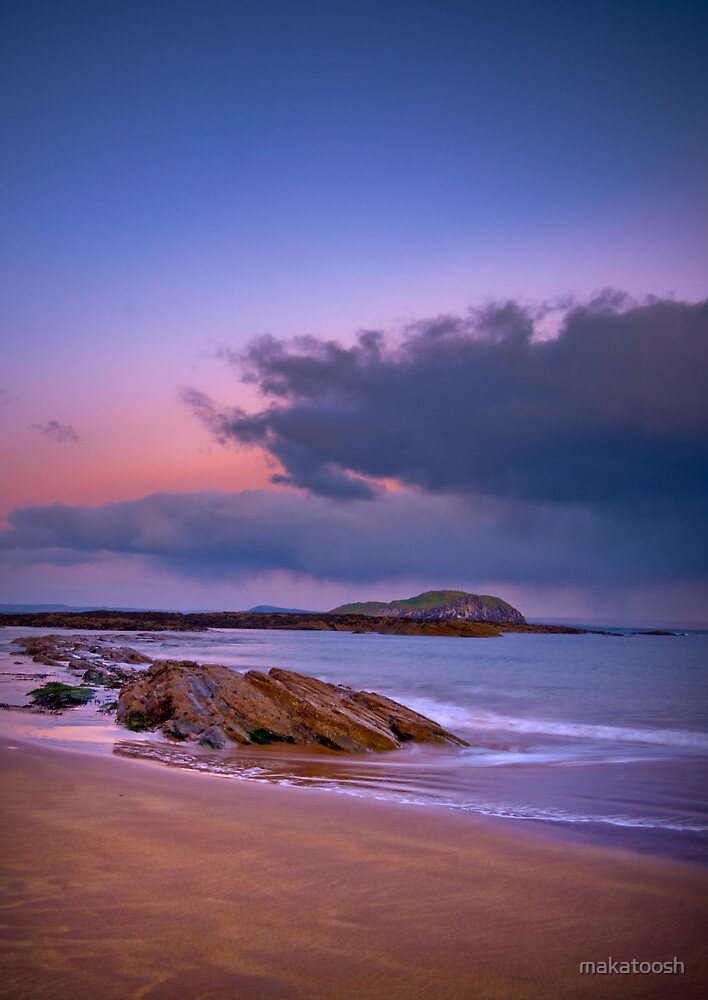 North Berwick Beach by makatoosh