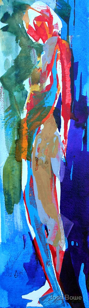 Life 26(Abstraction) by Josh Bowe