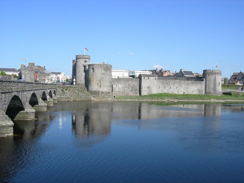 Limerick castle by matus78