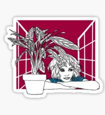 Leon The Professional - Natasha Sticker