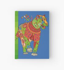 Jaguar, from the AlphaPod collection Hardcover Journal