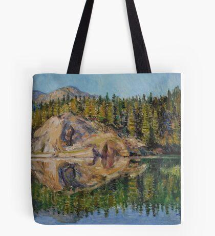 Lady Lake Tote Bag