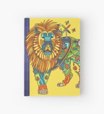 Lion, from the AlphaPod collection Hardcover Journal