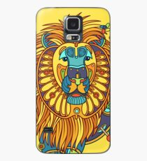Lion, from the AlphaPod collection Case/Skin for Samsung Galaxy