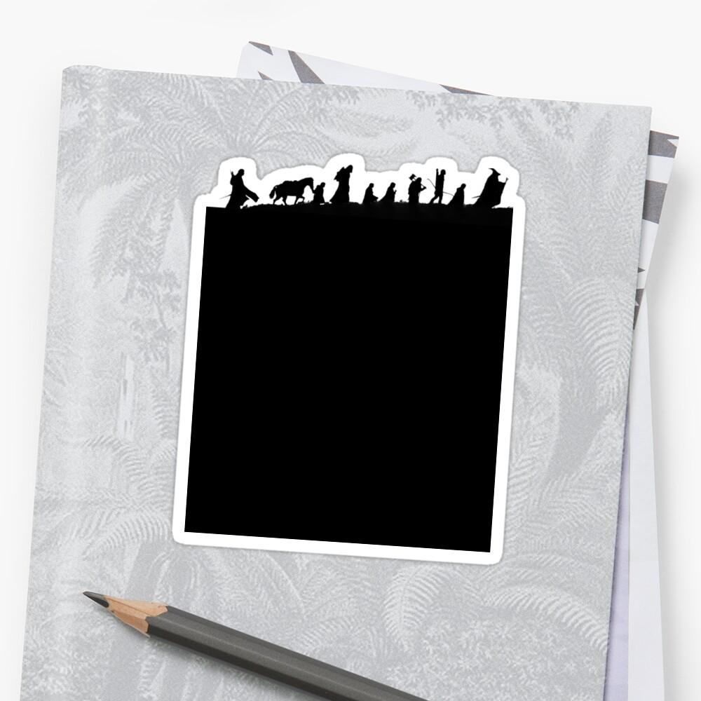 Die Kameradschaft Sticker
