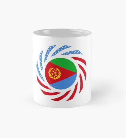 Eritrean American Multinational Patriot Flag Series Mug