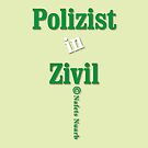 Polizist in Zivil by NafetsNuarb