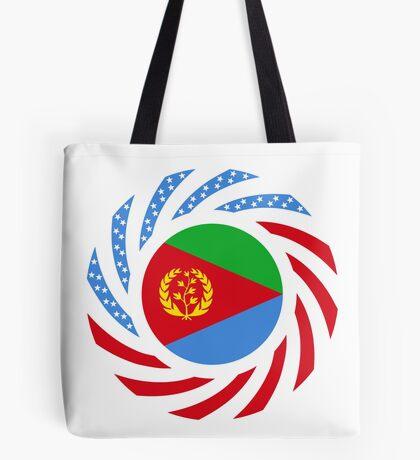 Eritrean American Multinational Patriot Flag Series Tote Bag