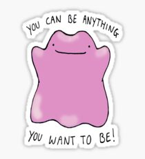 Inspirational Ditto Sticker