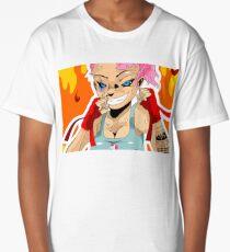 Muay Thai Girl 2 Long T-Shirt