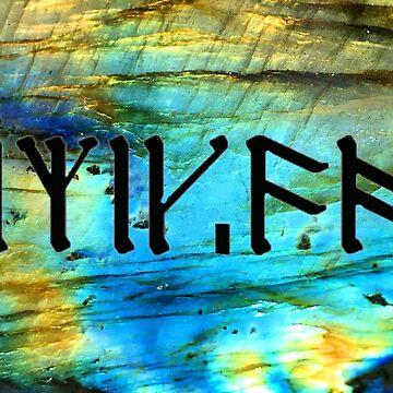 Kili's runestone by delfmeunier