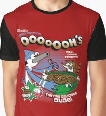 Regular OH's Cereals Graphic T-Shirt