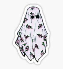 indie ghost Sticker