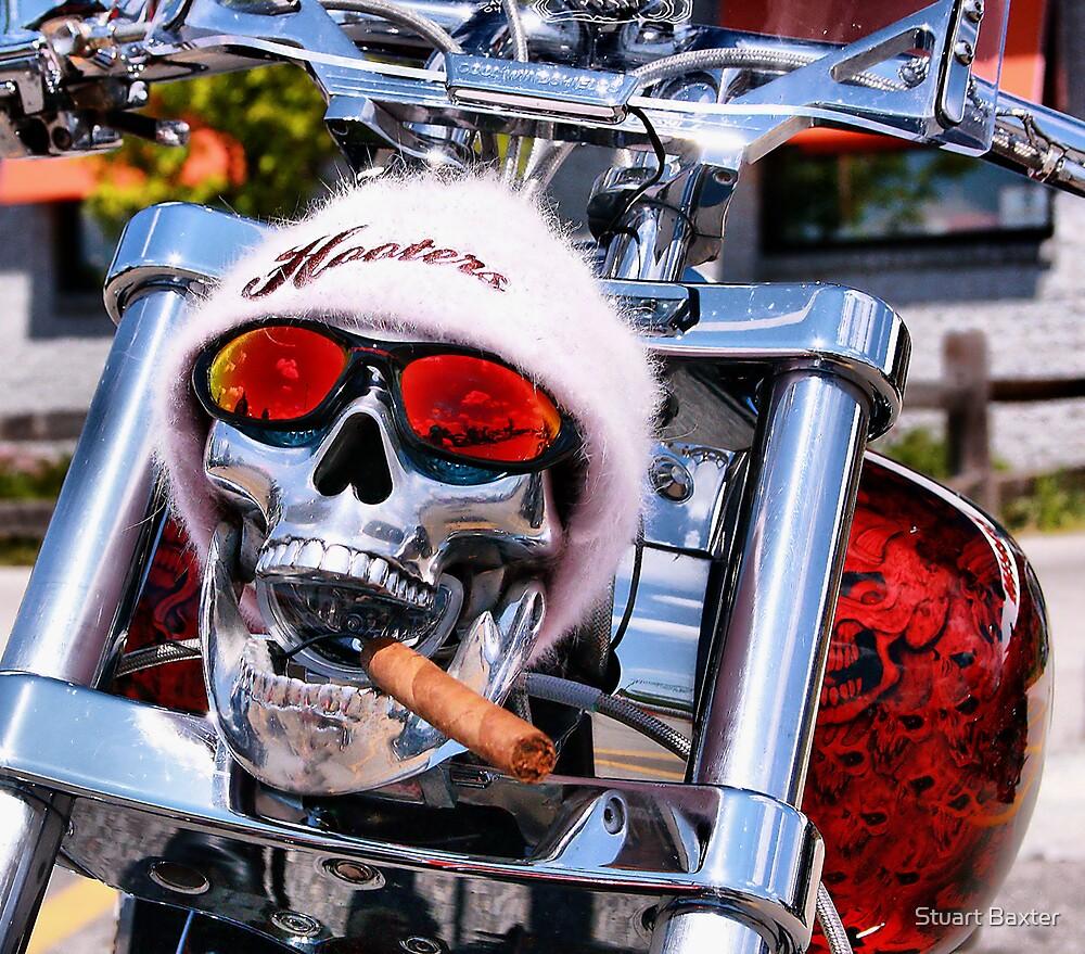Skull Rider  by Stuart Baxter
