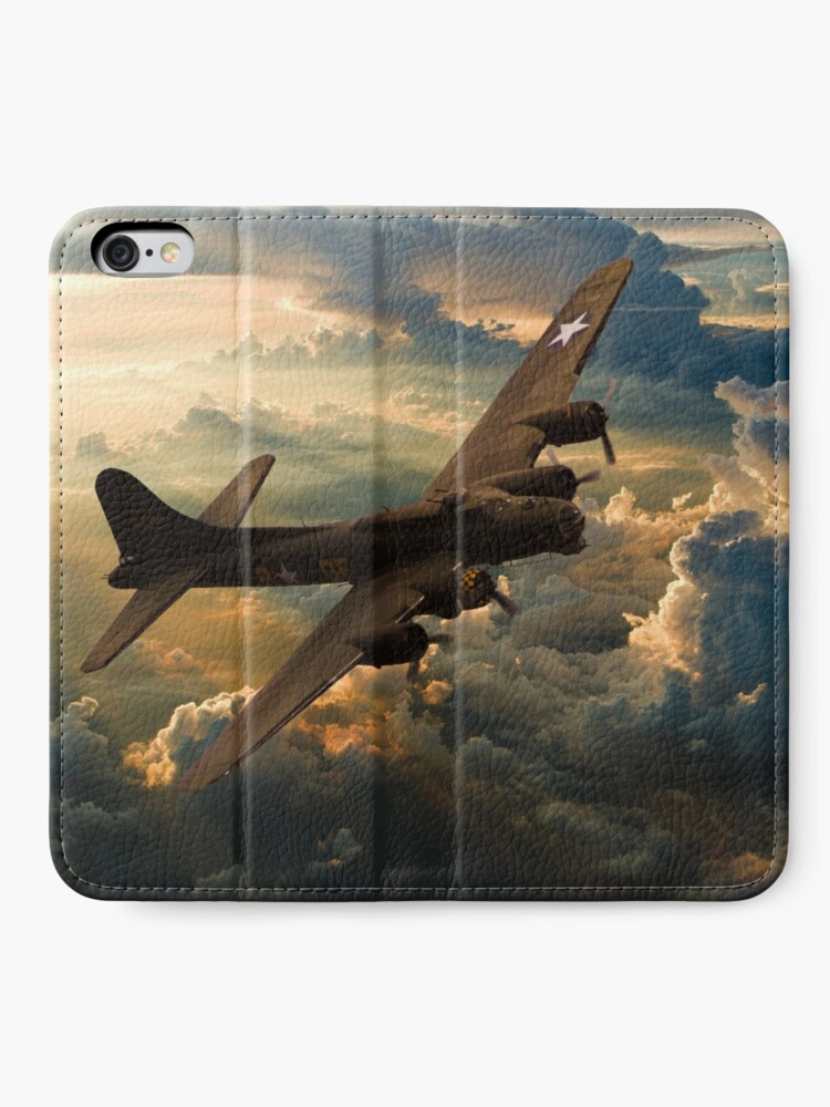 Alternative Ansicht von Sonnenuntergang Sally iPhone Flip-Case