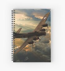 Sunset Sally Spiral Notebook