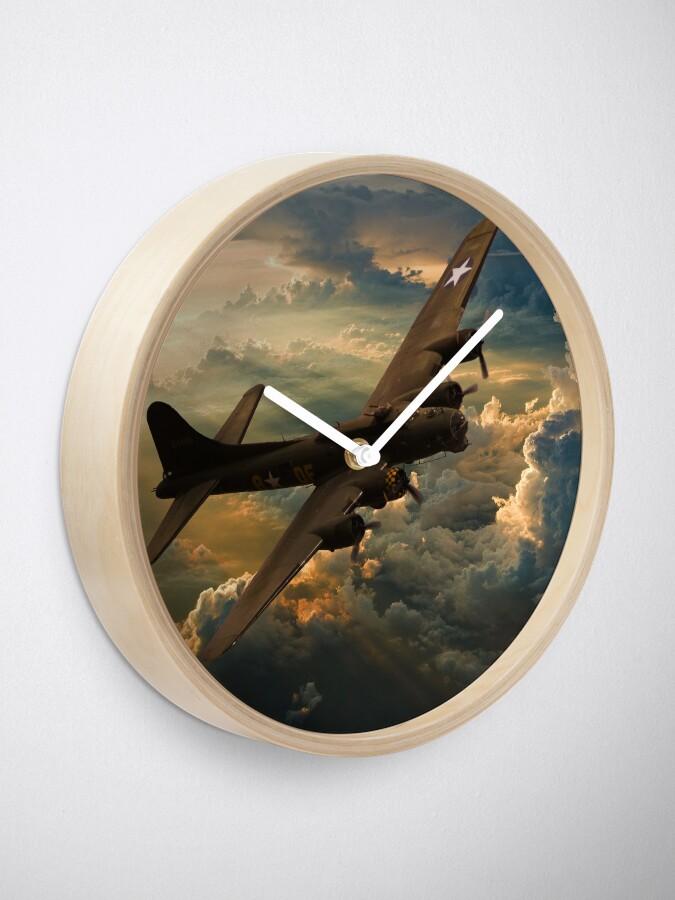 Alternative Ansicht von Sonnenuntergang Sally Uhr