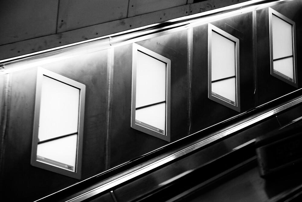 Subway Geometry by natureshues