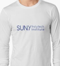 Suny Polytech Institute  Long Sleeve T-Shirt