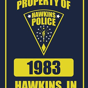 Property of Hawkins by Daratgh