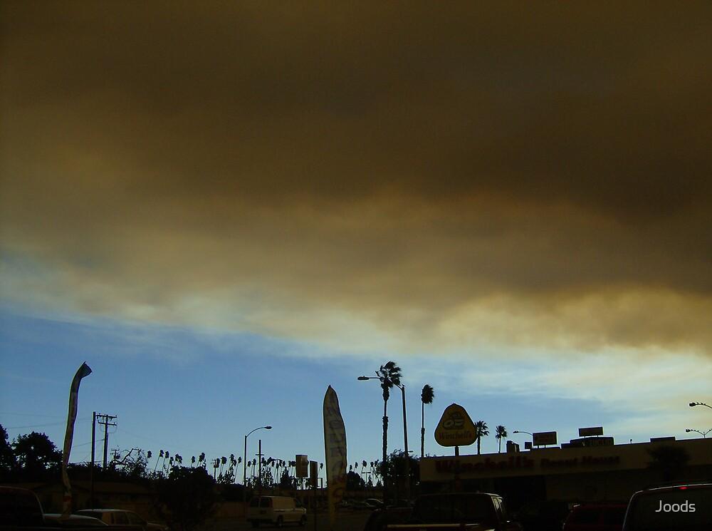 Firestorm in Anaheim by Joods