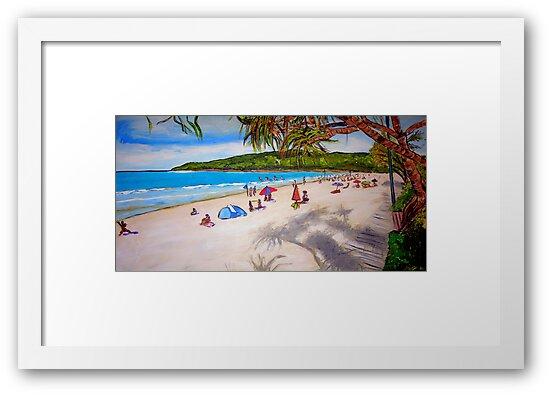 Noosa Beach by gillsart