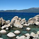 water and stones by Nicole M. Spaulding