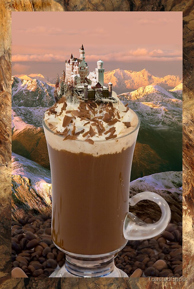 Coffee Mountain by ToastedGhost